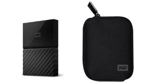 disque dur externe wd my passport 4. Black Bedroom Furniture Sets. Home Design Ideas