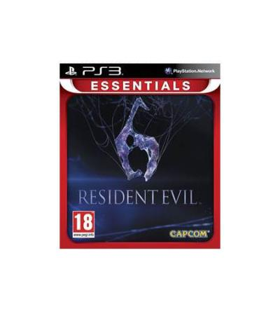 Resident Evil 6 Essentials PS3