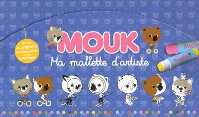 Mouk - Ma mallette d'artiste