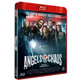 Angels of Chaos Blu-ray