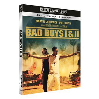 Bad BoysCoffret Bad Boys 1 et 2 Blu-ray 4K Ultra HD