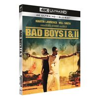 Coffret Bad Boys 1 et 2 Blu-ray 4K Ultra HD