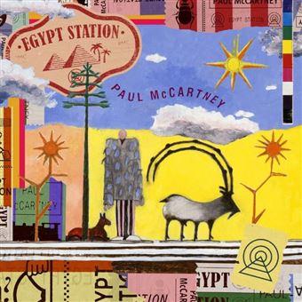 Egypt Station Edition Deluxe Limitée Exclusivité Fnac Inclus 2 titres bonus