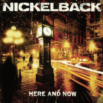 HERE AND NOW/LP