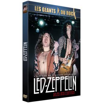 Led Zeppelin DVD
