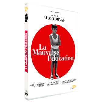 La mauvaise éducation DVD