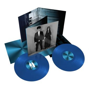 Songs Of Experience Double vinyle 180 gr bleu Gatefold Inclus 3 titres bonus, 1 livret, 1 sticker et 1 coupon MP3