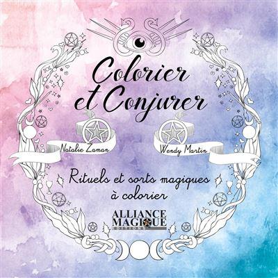 Colorier et conjurer