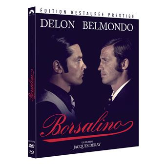 BorsalinoBorsalino Edition Collector Blu-ray