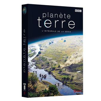 Planète Terre L'intégrale de la série DVD