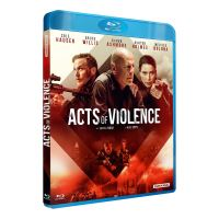 Acts of violence Blu-ray