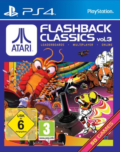 Atari Flashback Classics Volume 3 PS4