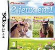 2 Jeux en 1 - Mon Haras 1 et 2 - Nintendo DS