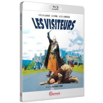 Les VisiteursLes visiteurs Blu-ray