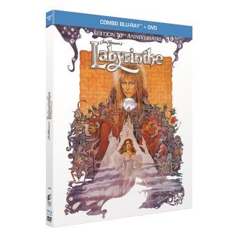 Labyrinthe Combo Blu-ray DVD