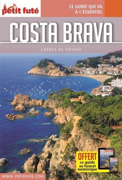Costa brava 2017 carnet petit fute + offre num