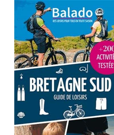 Guide Balado Bretagne Sud