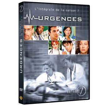 UrgencesUrgences Coffret intégral de la Saison 7 - DVD