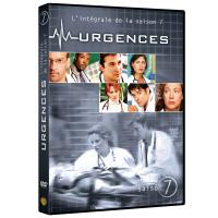 Urgences Coffret intégral de la Saison 7 - DVD