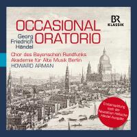 Händel : Occasional Oratorio HWV 62
