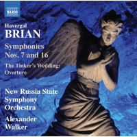 SYMPHONIES NOS. 7 AND 16-THE TINKER¿S WEDDING: OVERTURE