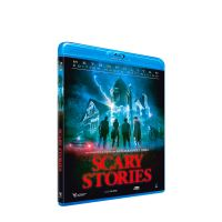 Scary Stories Blu-ray