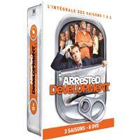 Coffret Arrested Development Saisons 1 à 3 DVD