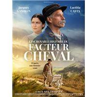 L'incroyable histoire du facteur Cheval Blu-ray