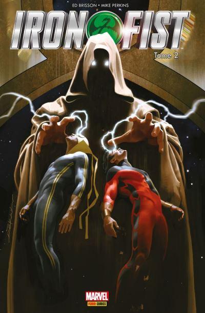 Iron Fist T02 - Tigres et serpents - 9782809480559 - 12,99 €