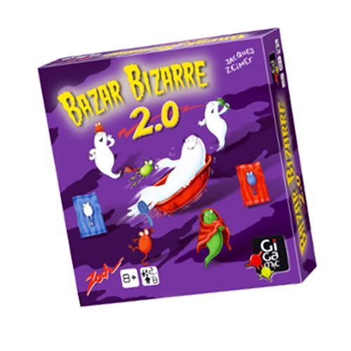 Bazar Bizarre 20 Gigamic