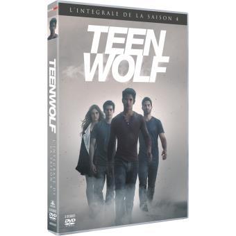 Teen WolfTeen Wolf Saison 4 DVD