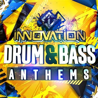 Innovation drum & bass anthems/digipack