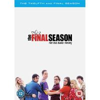 The Big Bang Theory Saison 12 DVD