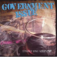 Strange wine:live at..