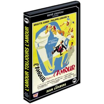 L'amour toujours l'amour DVD