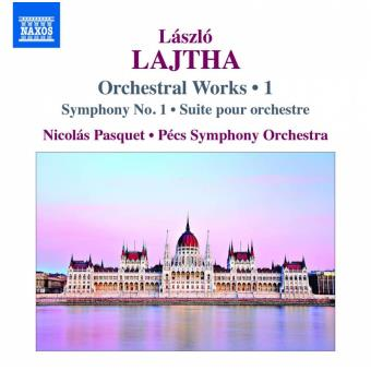 ORCHESTRAL WORKS VOL.1 SYMPHONY NO.1