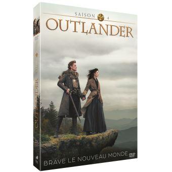 Outlander Saison 4 Dvd