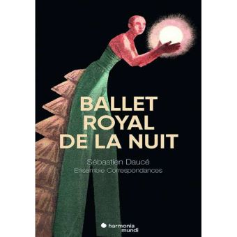 Box Set Ballet Royal De La Nuit - 3 CDs + DVD