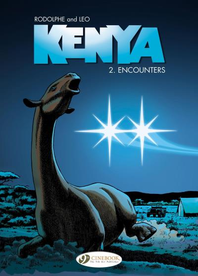 Kenya - tome 2 Encounters