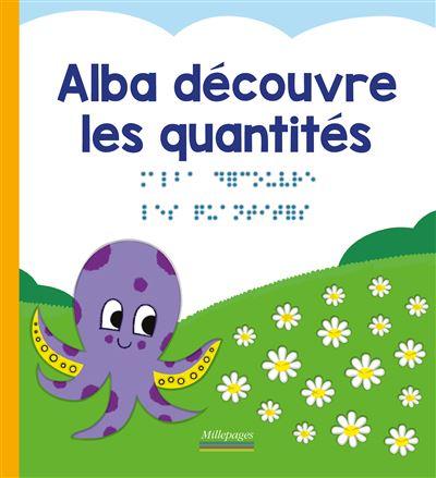 Alba découvre les quantités