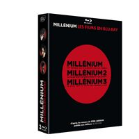 Millénium - Coffret de la Trilogie - Blu-Ray