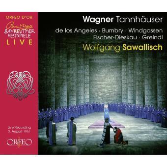 Tannhauser - 3 CDs