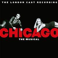 Chicago The 1997 Musical London Cast Vinyle Coloré