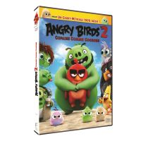 Angry Birds 2 : Copains comme cochons DVD