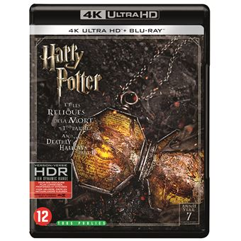 Harry PotterHARRY POTTER 7.1: AND THE DEATHLY HALLOWS  P1-BLURAY4K-BIL