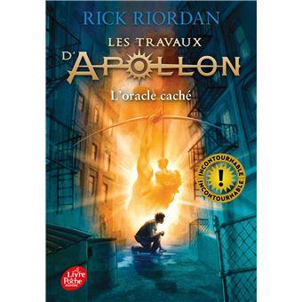 Les travaux d'ApollonLes travaux d'Apollon - L'oracle caché