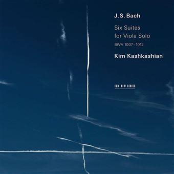 Six Suites for Viola solo Edition Fourreau