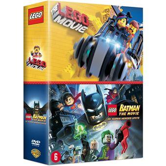 LEGO MOVIE-LEGO BATMAN MOVIE-BILINGUE
