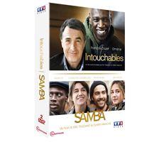 Coffret Omar Sy 2 films DVD