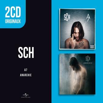 2 CD originaux : Anarchie A7